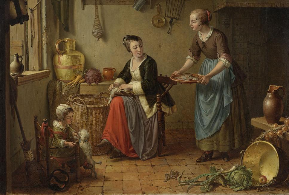De-keuken,-Willem-Joseph-Laquy-1760-1771