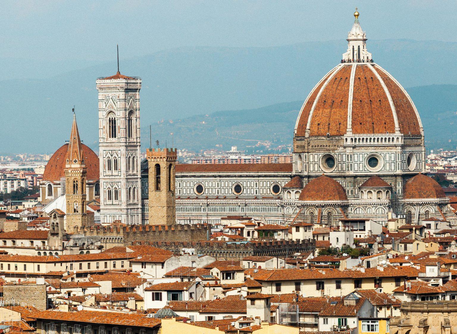 Historische Kookreis Toscane