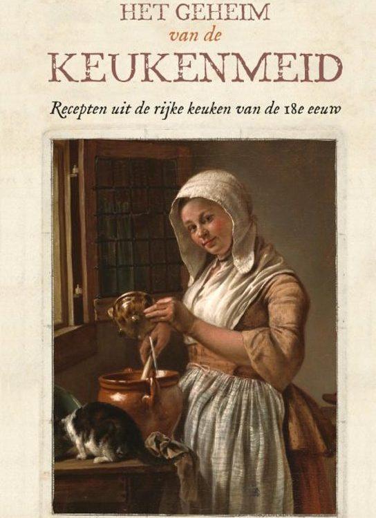 Het geheim van de keukenmeid_Christianne Muusers