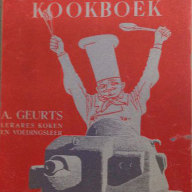 Oorlogskookboek Geurts