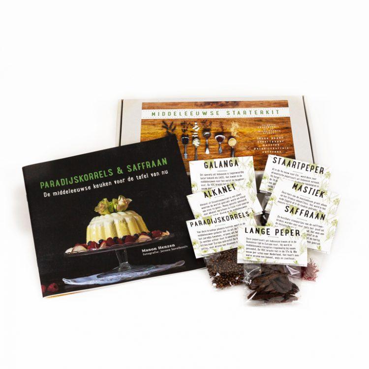 Middeleeuws Kookpakket