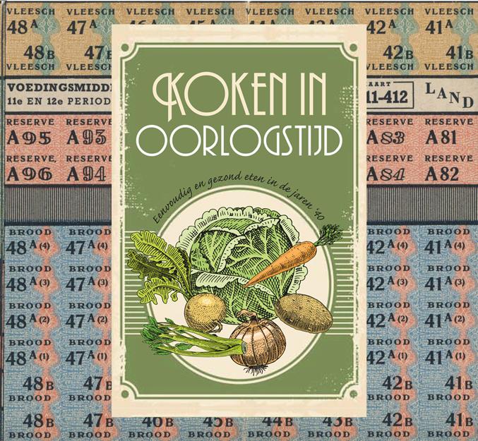 Kookcollege met kookboek Koken in Oorlogstijd